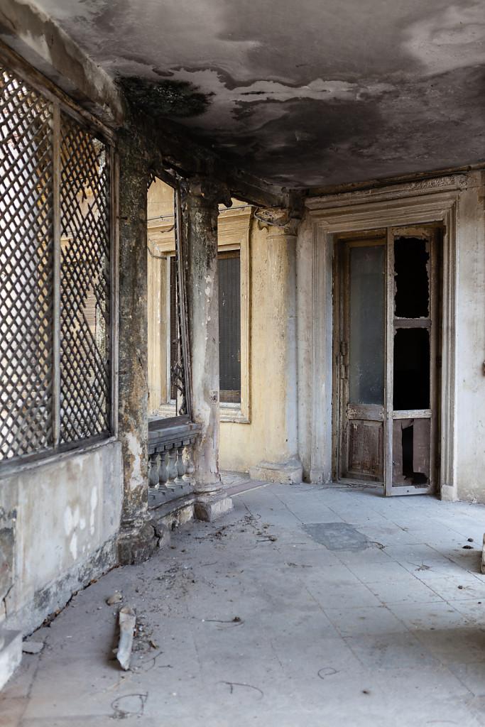The British Residency