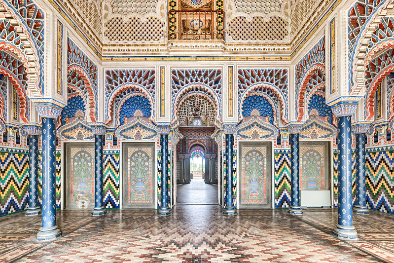 the moorish palace 3 gregoire cachemaille photography