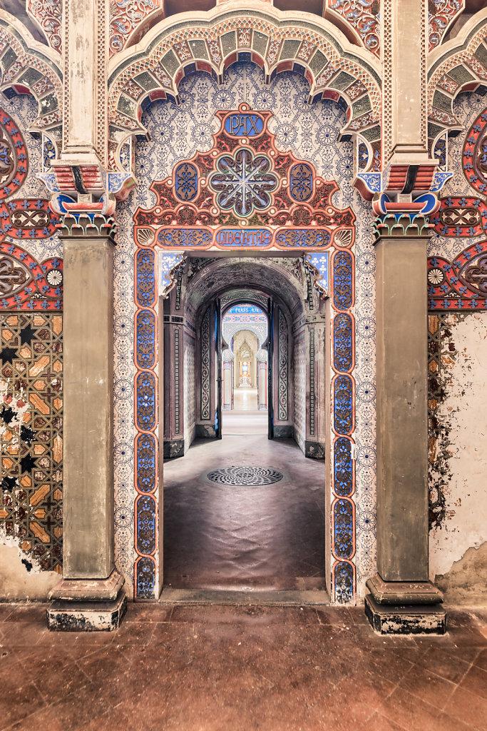 The Moorish Palace #5