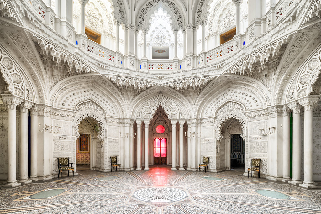 The Moorish Palace #1