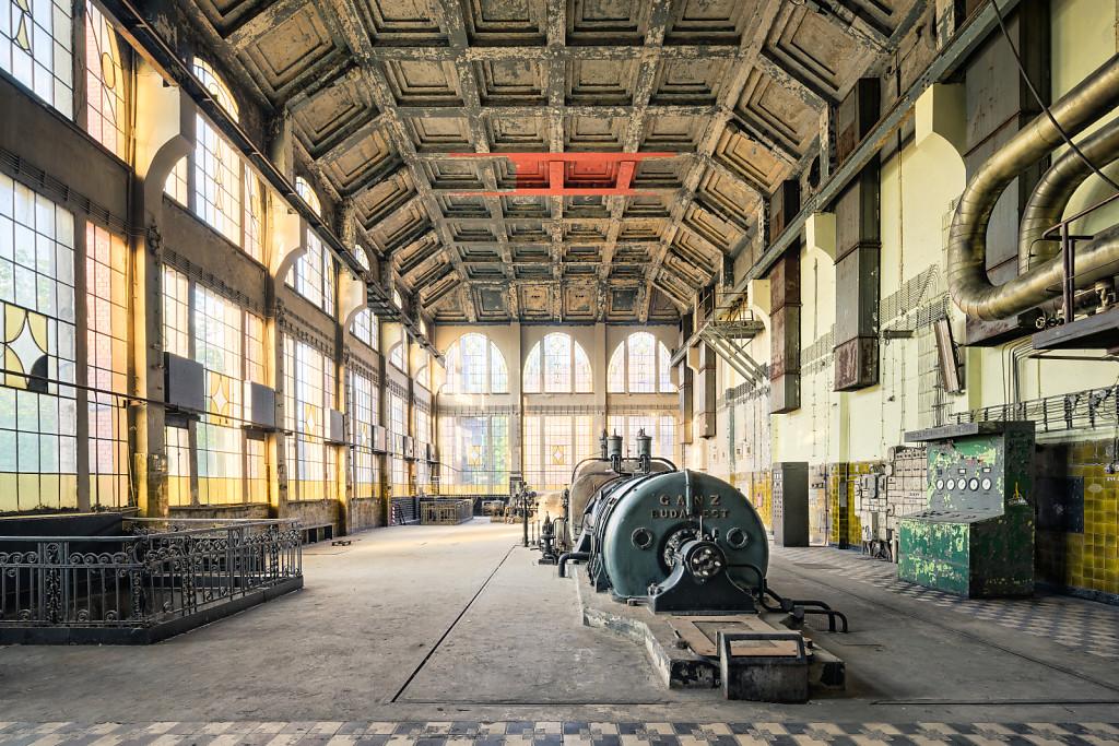 Power Plant Karl Scheibler