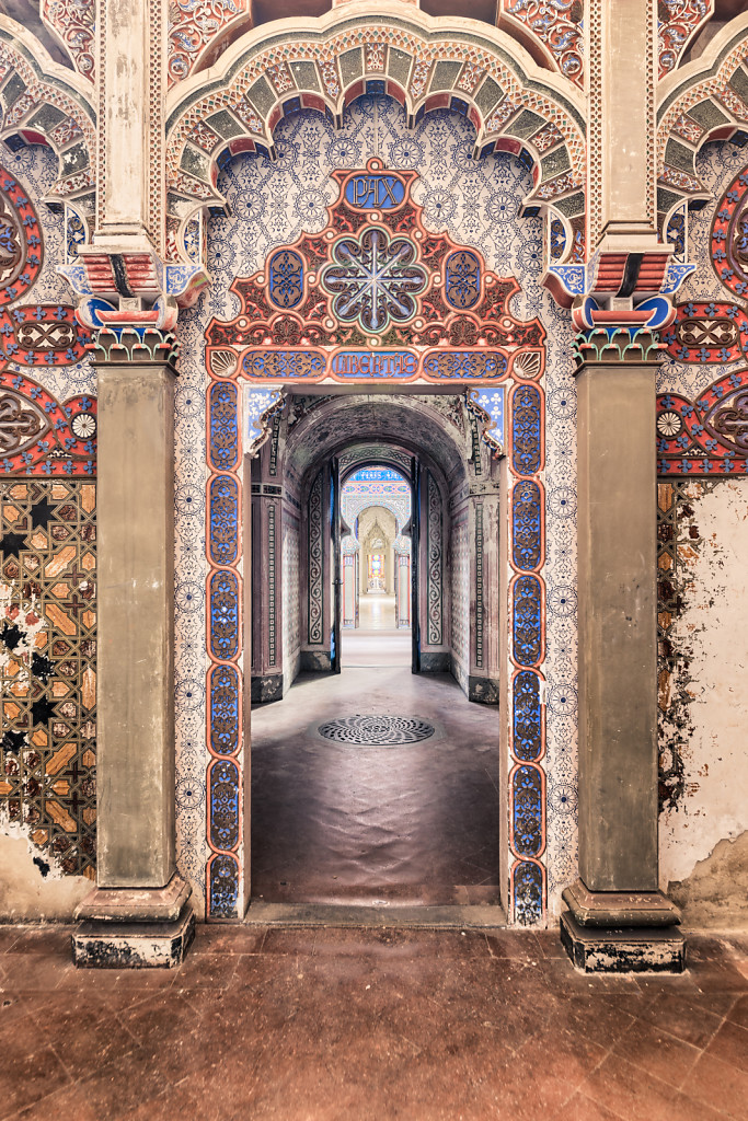 The Moorish Palace #5