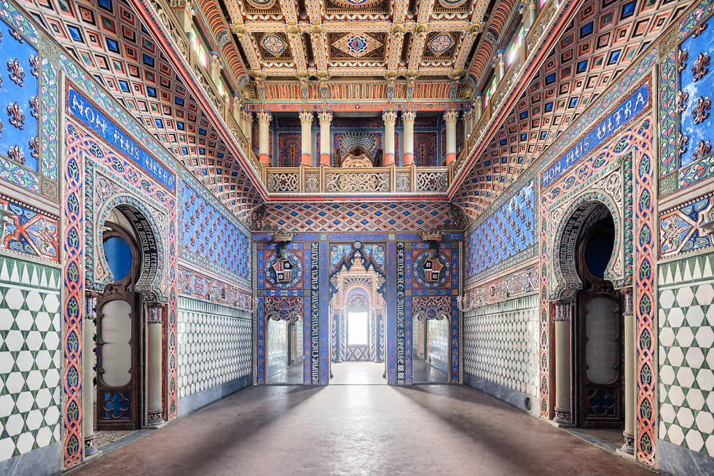 The Moorish Palace #4